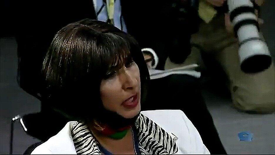 Nazira Karimi Pentagon Briefing
