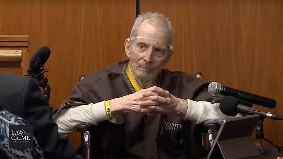 Robert Durst trial Susan Berman