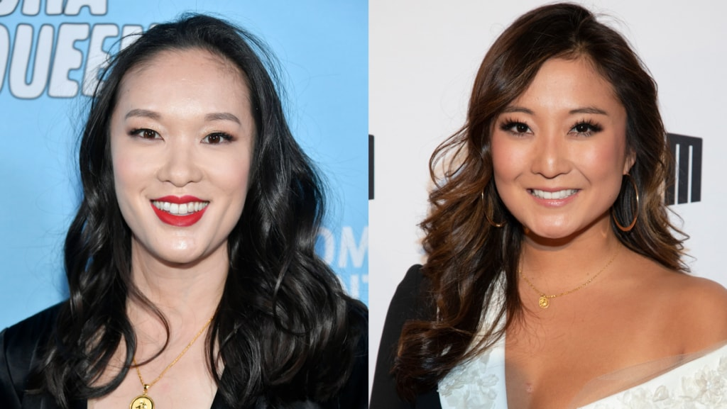 Ashley Park's New Comedy Will Be a 'Raunchy R-Rated Romp,' Co-Writer Teresa Hsiao Promises.jpg
