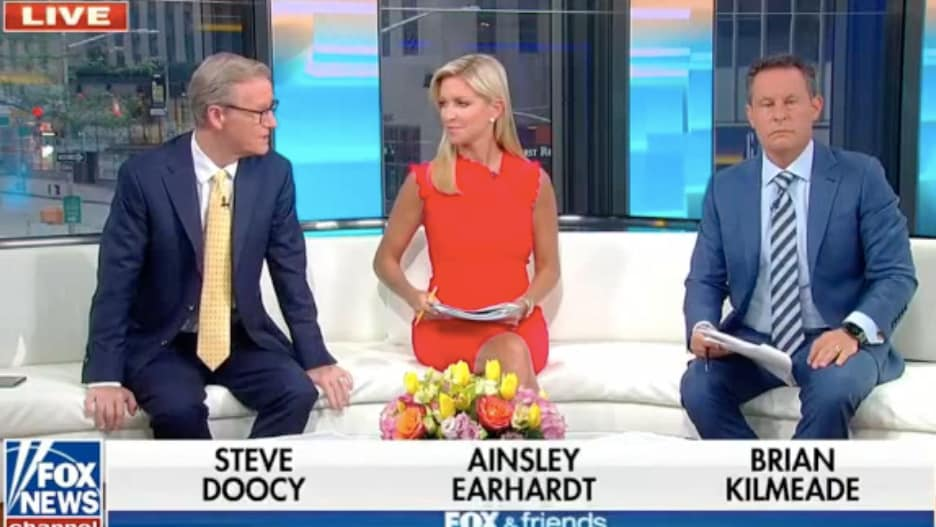 'Fox & Friends' Co-Hosts Spar Over Vaccines: 'I Don't Think Anchors Should be Recommending Medical Advice' (Video).jpg