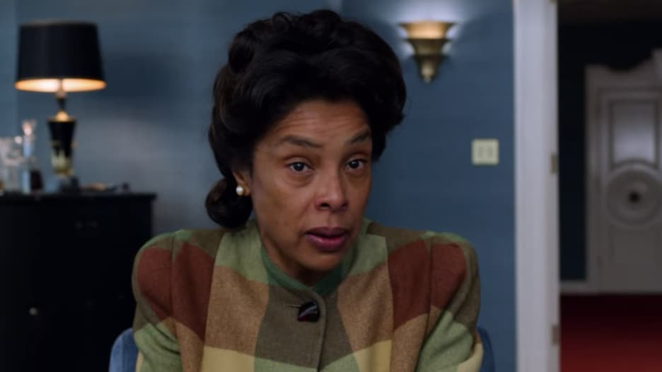 """Sophie Okonedo in """"Ratched"""""""