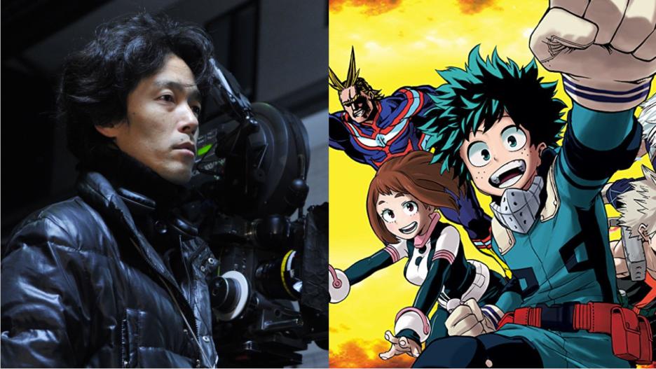 Shinsuke Sato My Hero Academia