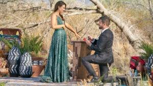 KATIE THURSTON, BLAKE MOYNES The Bachelorette
