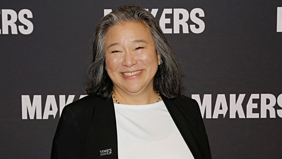 Tina Tchen Time's Up