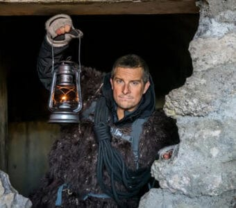 You vs Wild Out Cold Bear Grylls