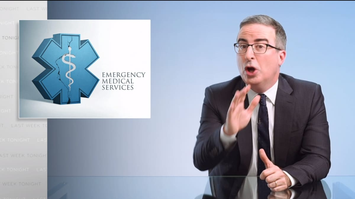 John Oliver Can't Believe EMS Isn't an Essential Service in Over Half the Country.jpg