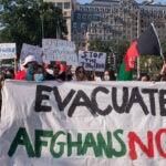 afghan evacuate rescue
