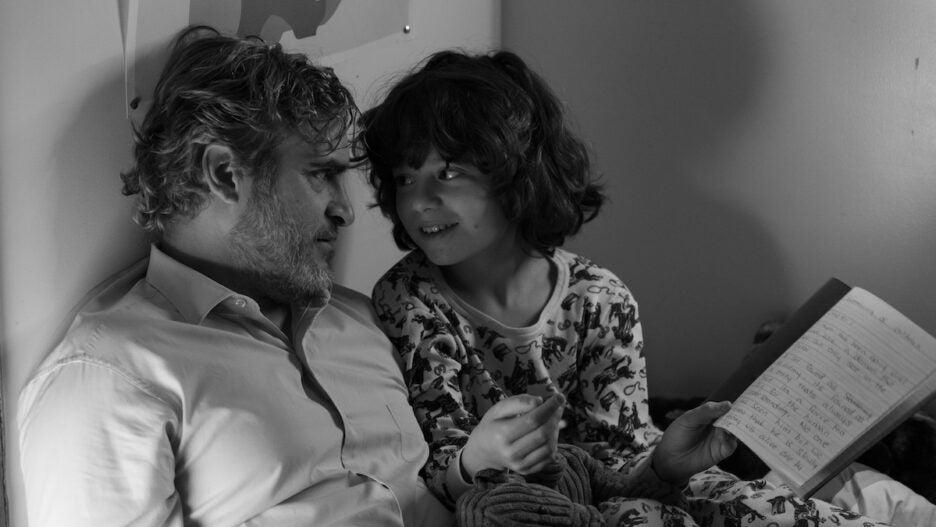 Joaquin Phoenix Mike Mills C'mon C'mon New York Film Festival