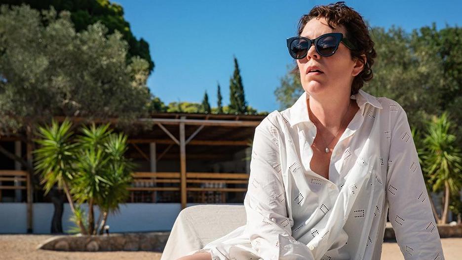 The Lost Daughter Maggie Gyllenhaal Olivia Colman