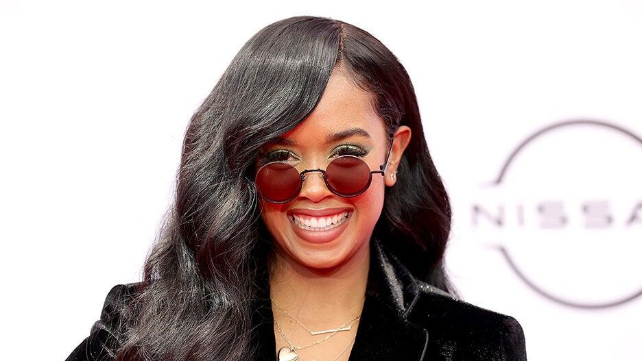 H.E.R. her singer