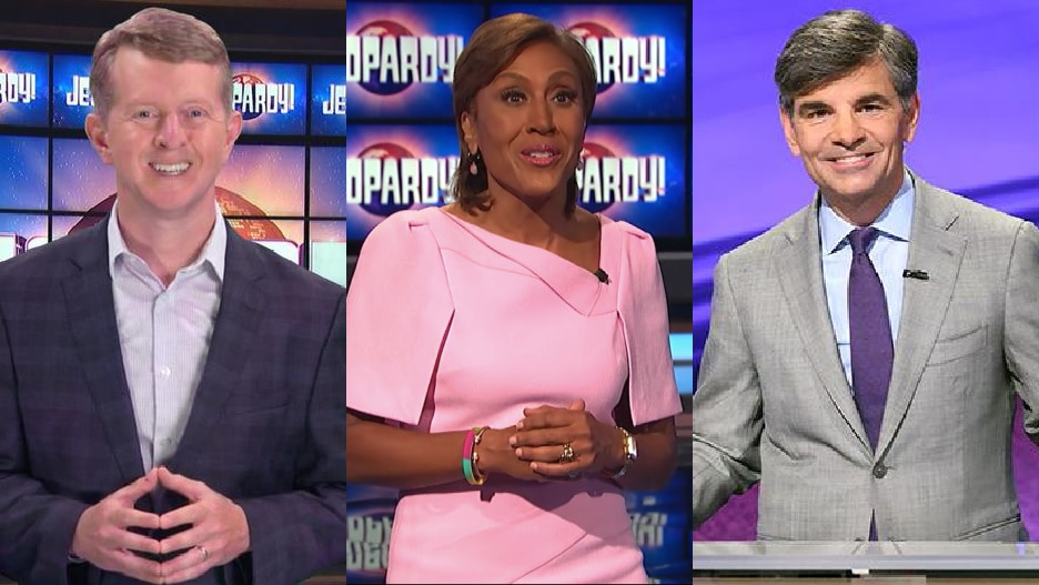jeopardy guest hosts ranked
