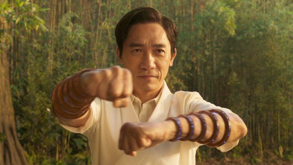 Tony Leung Wenwu Shang-Chi The Mandarin