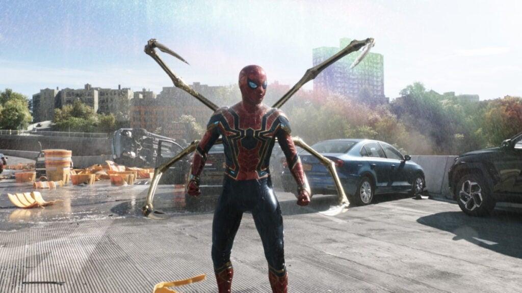 spider-man no way home