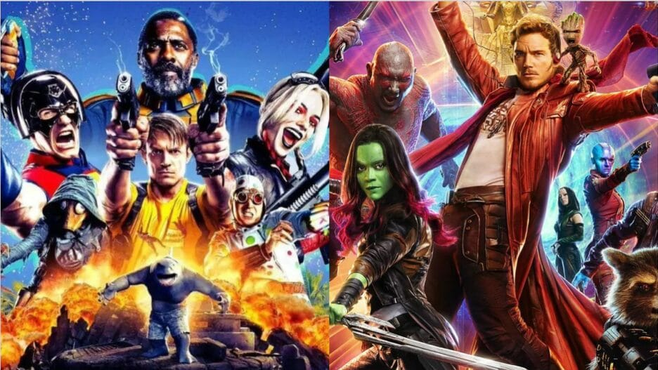 the suicide squad has a secret guardians of the galaxy cameo james gunn