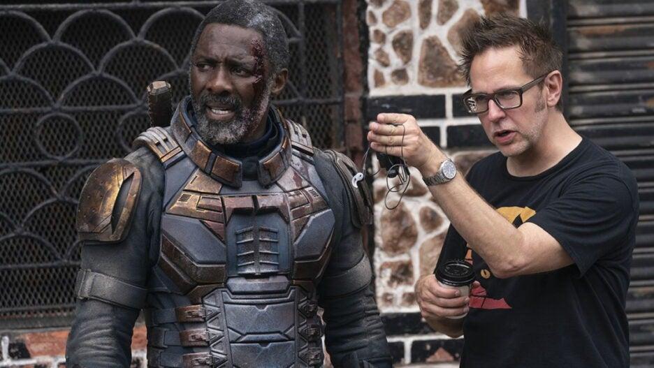 James Gunn The Suicide Squad Idris Elba