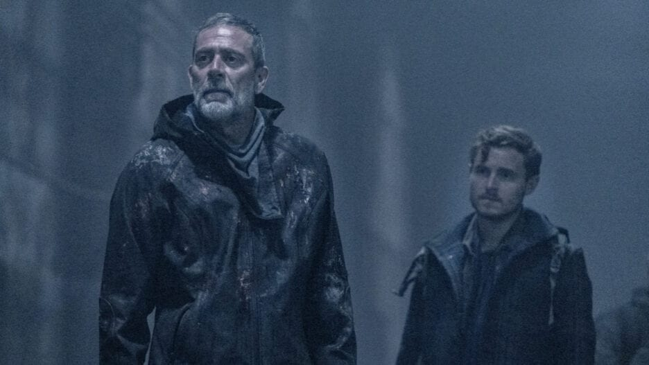 the walking dead season 11 premiere negan in bad doo doo