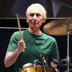 Charlie Watts The Rolling Stones