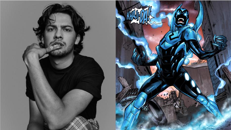 Cobra Kai Xolo Marideuna Blue Beetle Jamie Reyes