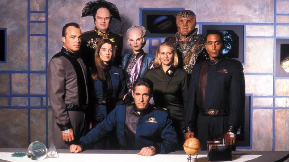 Babylon 5 the cw