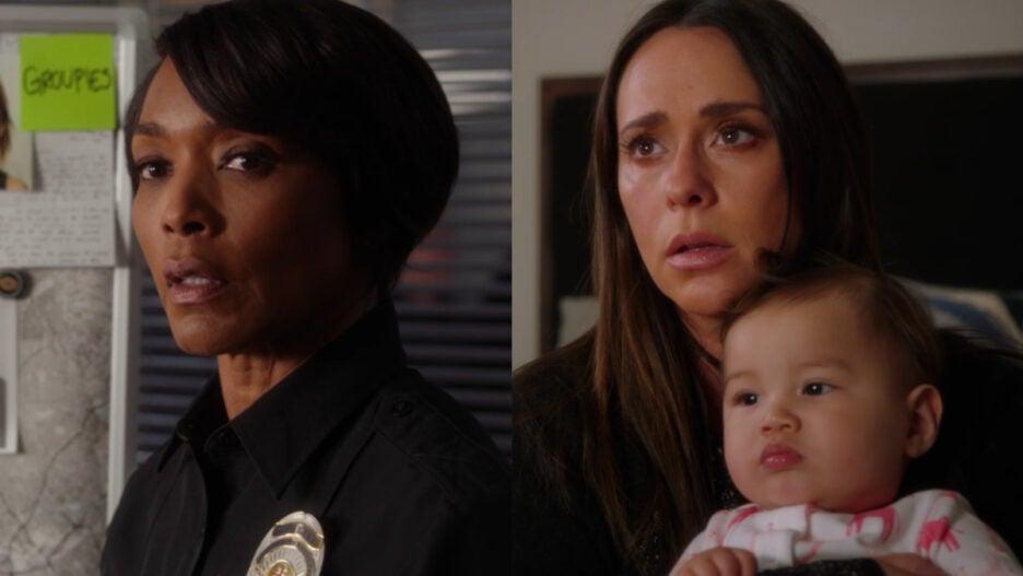 911 season 5 premiere maddie and athena