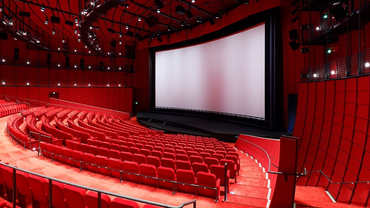 David Geffen Theater