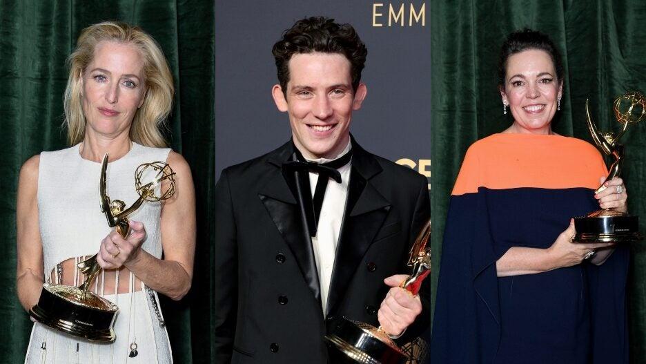Netflix Emmy winners