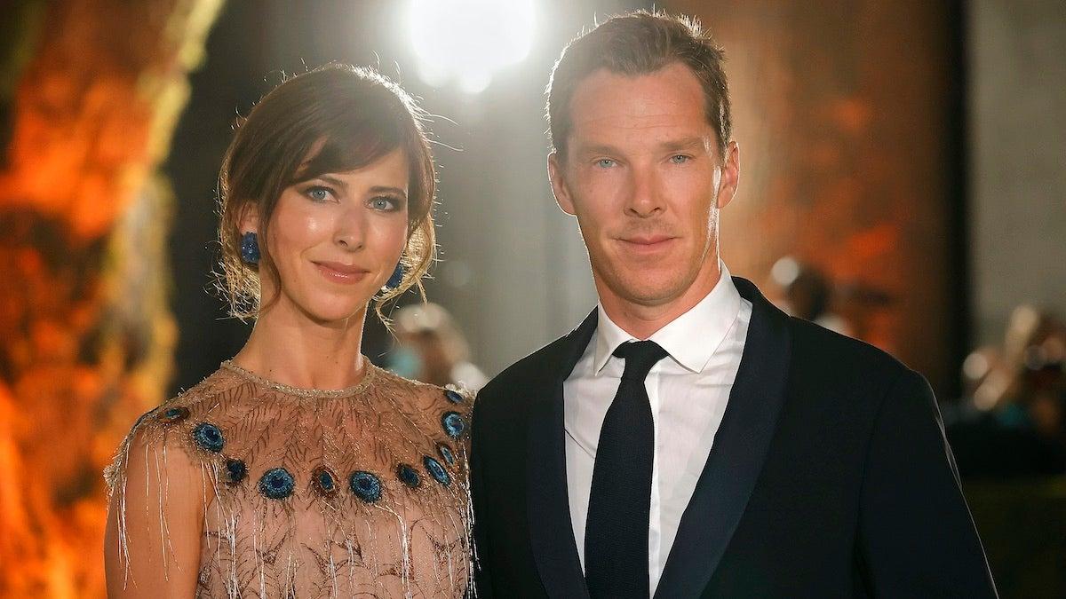 Benedict Cumberbatch - Academy Museum