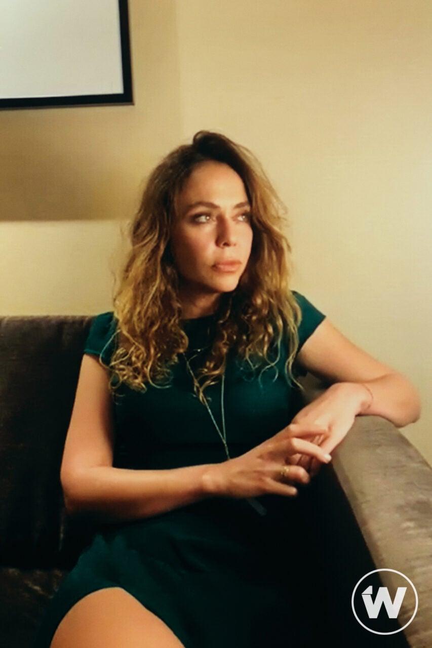 Nathalie Biancheri, Wolf
