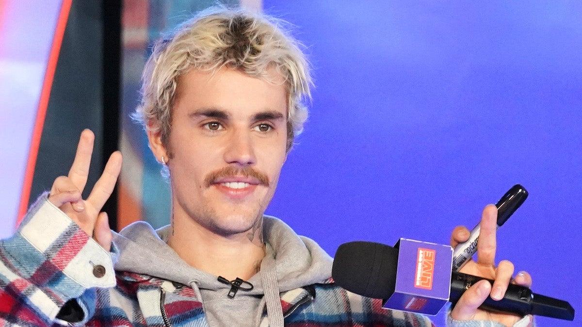 Justin Bieber Our World