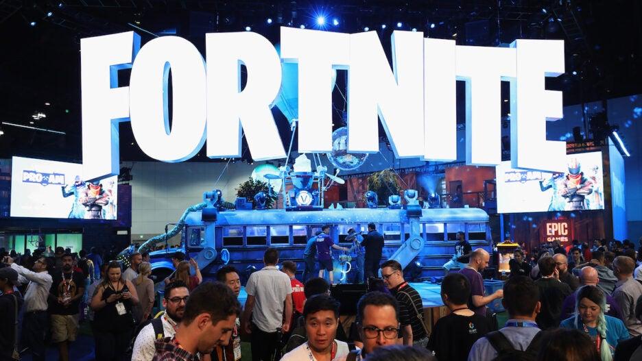 Fortnite Apple Epic Games