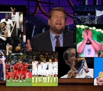 James Corden Late Late Show Summer 2021