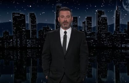 Jimmy Kimmel Horse Medicine COVID