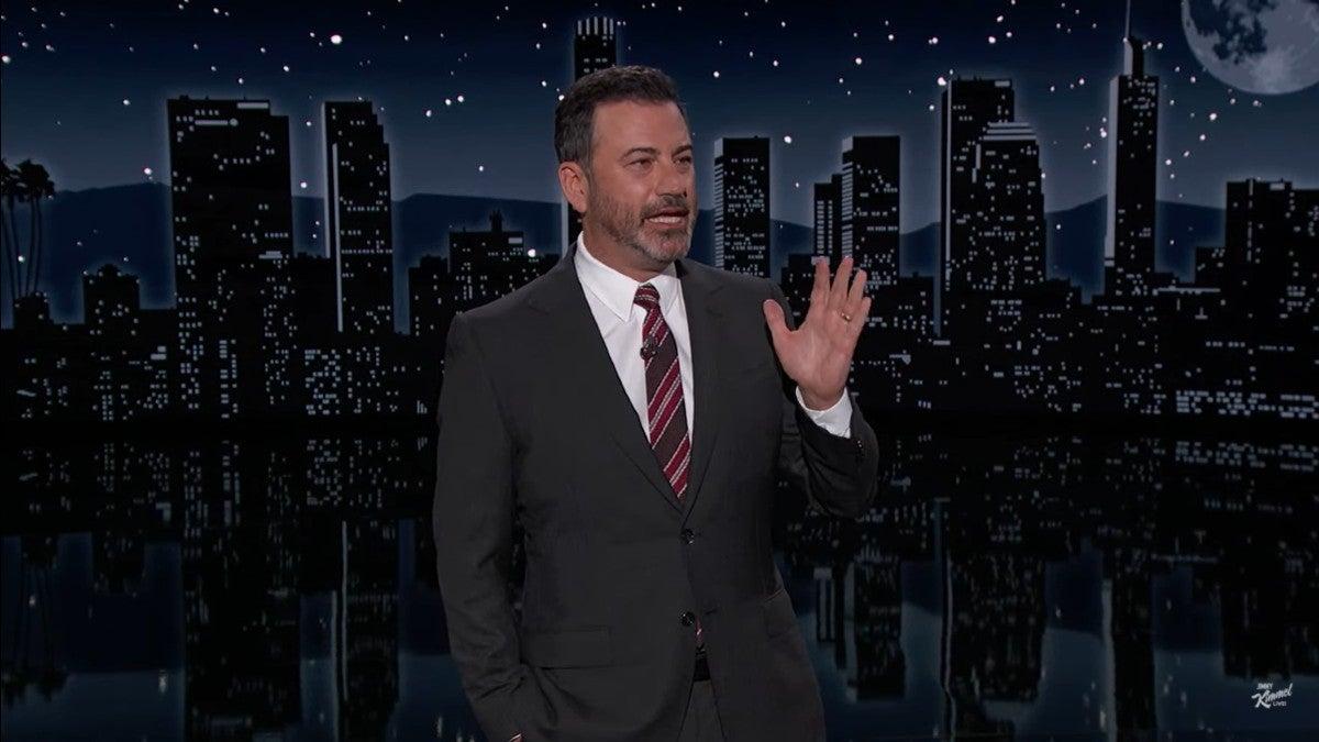 Jimmy Kimmel Slams Antivaxxers