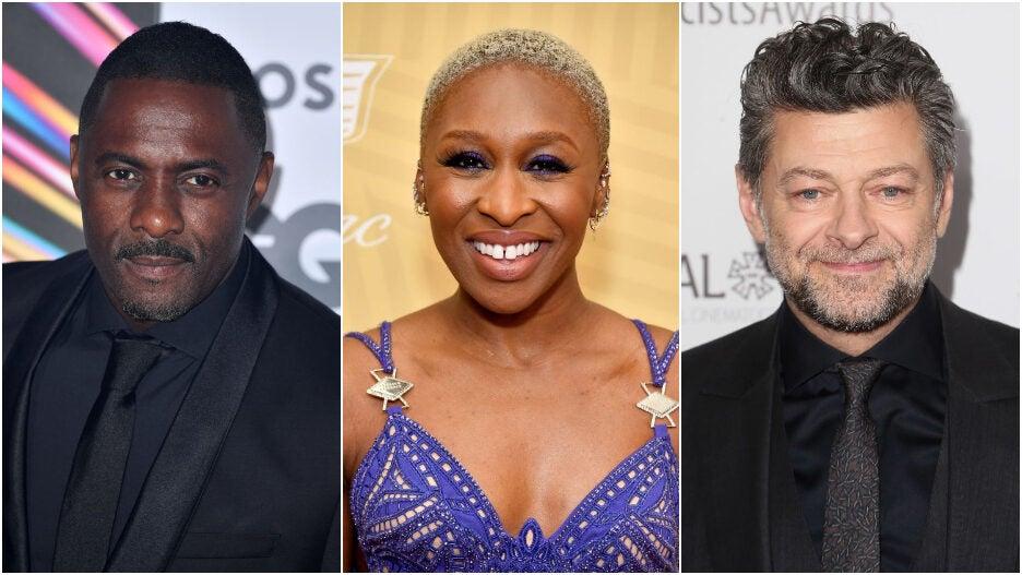 Luther Movie Idris Elba Cynthia Erivo Andy Serkis