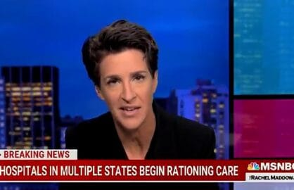 Maddow on the needless deaths caused by antivaxxers