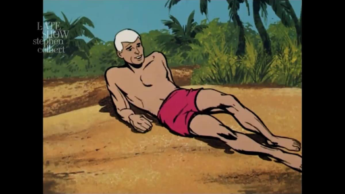 Colbert Imagines Mike Pence as a Cowardly 'Johnny Quest' Character (Video).jpg