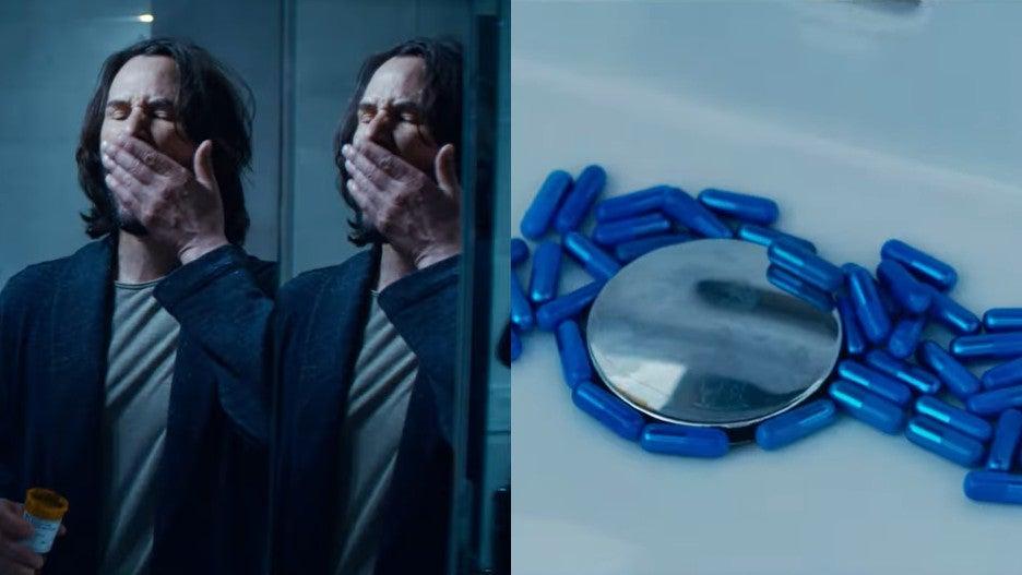 Neo Pops Blue Pills Matrix Resurrections