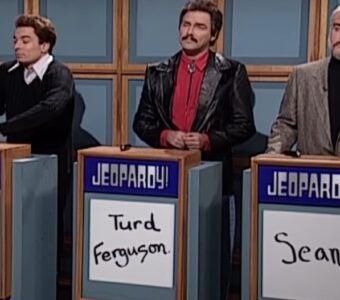 Norm Macdonald Turd Ferguson Jeopardy Contestant