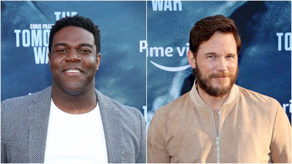 Sam Richardson to Star in Action Comedy 'Stranded Asset' at Universal, Chris Pratt to Produce.jpg
