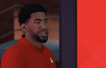 Jake From State Farm NBA 2K22