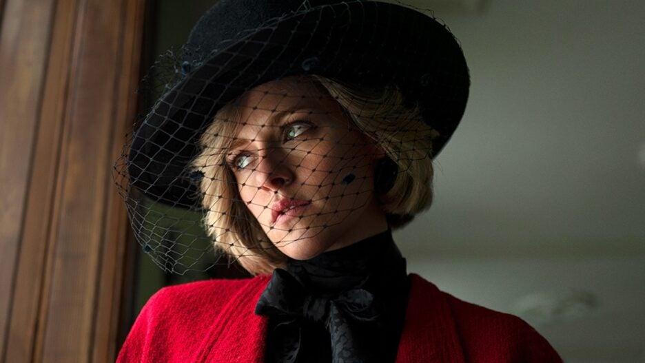 Kristen Stewart in Spencer Princess Diana