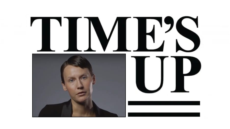 Time's Up Alison Turkos