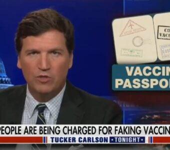 Tucker Vaccine Passports