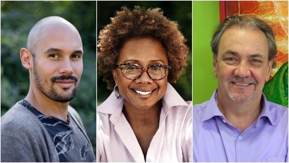 Shaka McGlotten, Paula Williams Madison, Santiago Pozo