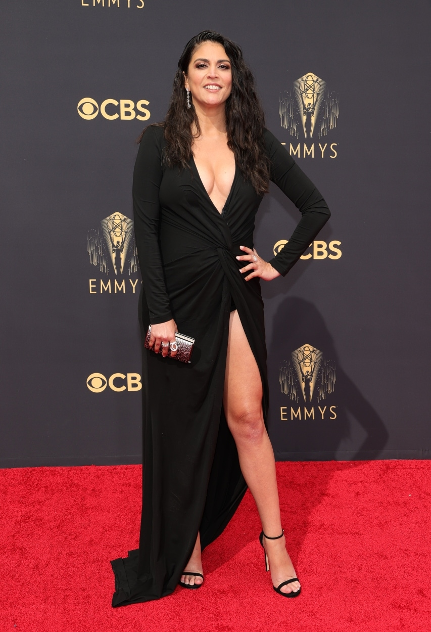 cecily strong snl emmys 2021