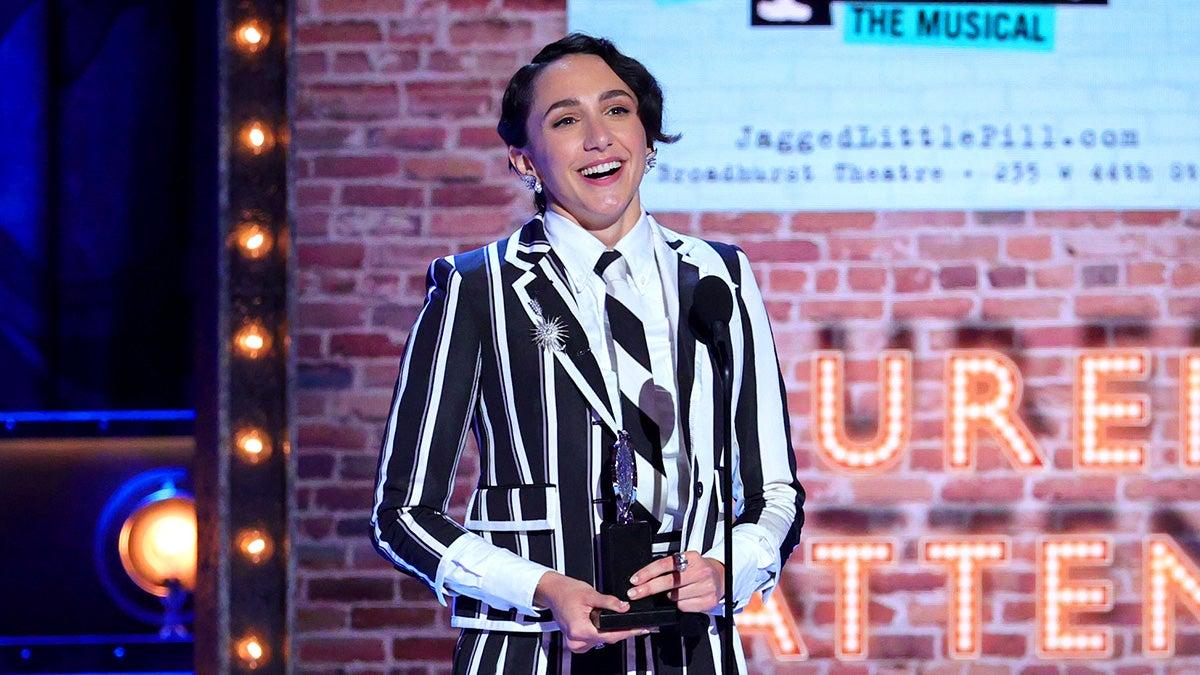 lauren patten tony awards jagged little pill