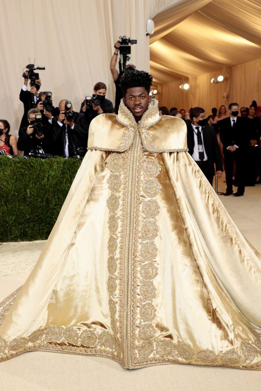 Lil Nas X coat