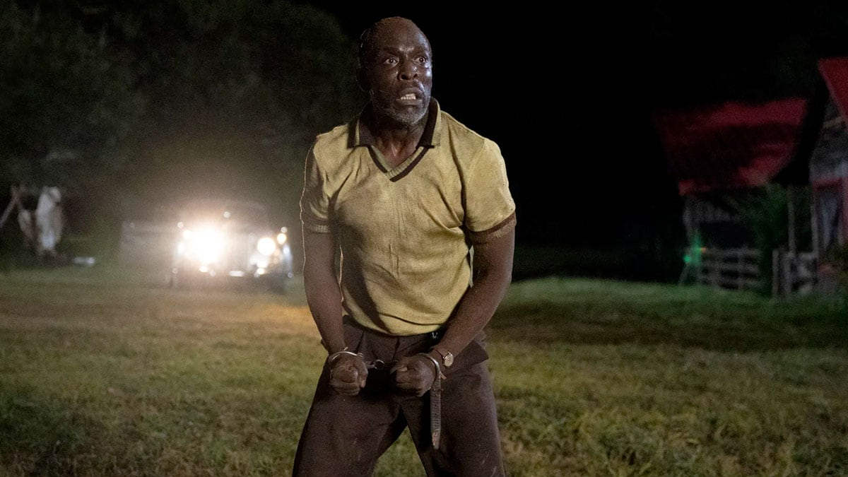 lovecraft country michael k williams