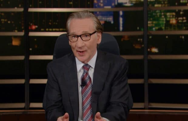 maher thinks the nfl needs to pick an anthem but won't say which one they should pick