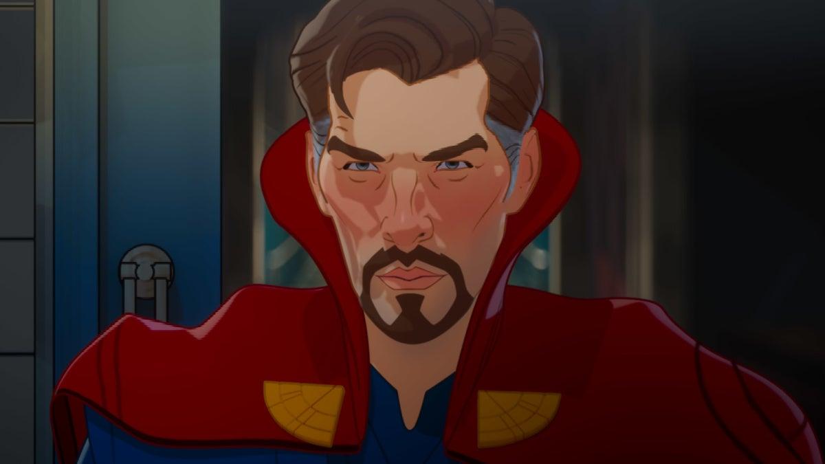marvel what if doctor strange (1)